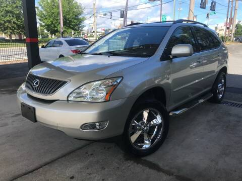 2004 Lexus RX 330 for sale at Michael's Imports in Tallahassee FL