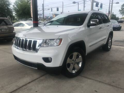 2013 Jeep Grand Cherokee for sale at Michael's Imports in Tallahassee FL