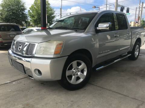 2006 Nissan Titan for sale at Michael's Imports in Tallahassee FL