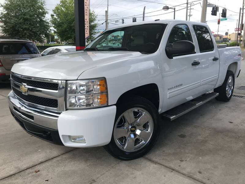 2010 Chevrolet Silverado 1500 for sale at Michael's Imports in Tallahassee FL