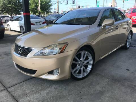 2007 Lexus IS 250 for sale at Michael's Imports in Tallahassee FL