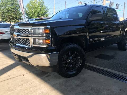 2014 Chevrolet Silverado 1500 for sale at Michael's Imports in Tallahassee FL