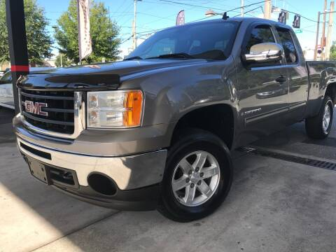 2009 GMC Sierra 1500 for sale at Michael's Imports in Tallahassee FL
