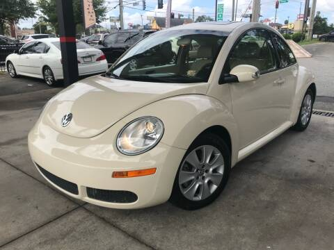 2009 Volkswagen New Beetle for sale at Michael's Imports in Tallahassee FL
