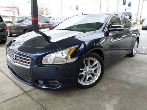 2010 Nissan Maxima for sale in Tallahassee, FL