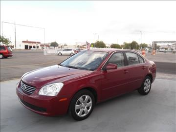 2007 Kia Optima for sale in Las Vegas, NV