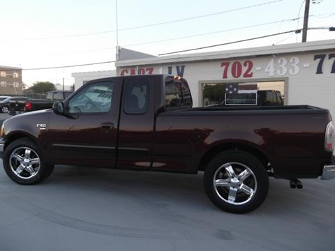 2000 Ford F-150 for sale in Las Vegas, NV