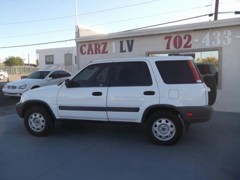 1999 Honda CR-V for sale in Las Vegas, NV