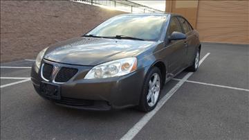 2007 Pontiac G6 for sale in Las Vegas, NV