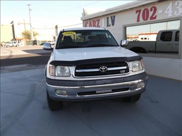 2000 Toyota Tundra for sale in Las Vegas, NV