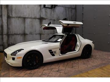 2011 Mercedes-Benz SLS AMG for sale in Pennington, NJ