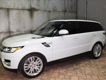 2016 Land Rover Range Rover Sport for sale in Pennington, NJ