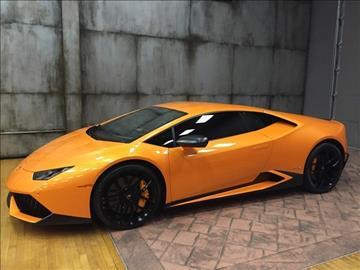2015 Lamborghini Huracan for sale in Pennington, NJ