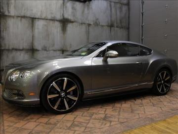 2012 Bentley Continental GT for sale in Pennington, NJ