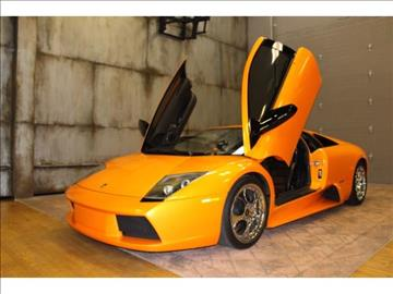2002 Lamborghini Murcielago for sale in Pennington, NJ