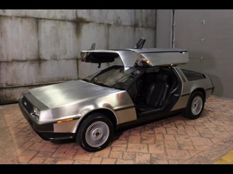 1981 DeLorean DMC-12 for sale in Pennington, NJ