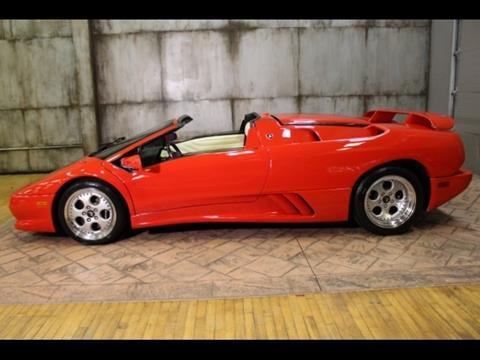 Superb 1997 Lamborghini Diablo For Sale In Pennington, NJ