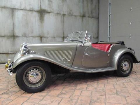 1953 MG TD for sale in Pennington, NJ