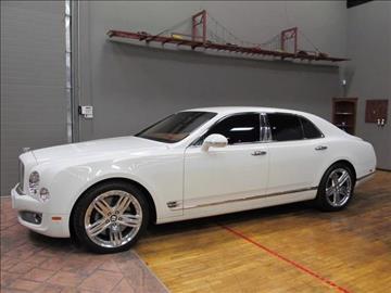 2011 Bentley Mulsanne for sale in Pennington, NJ