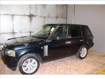 2011 Land Rover Range Rover for sale in Pennington, NJ
