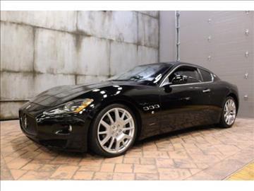 2008 Maserati GranTurismo for sale in Pennington, NJ
