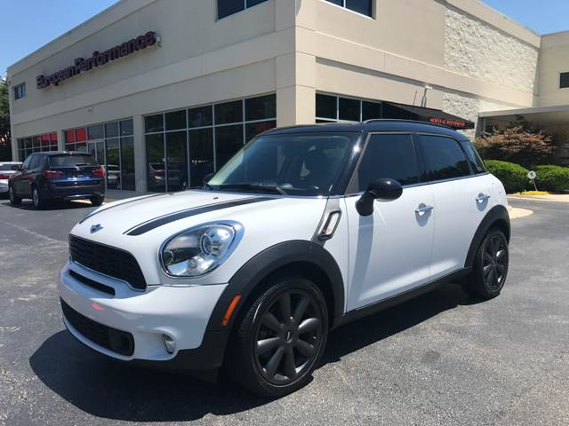 2014 MINI Countryman for sale at European Performance in Raleigh NC
