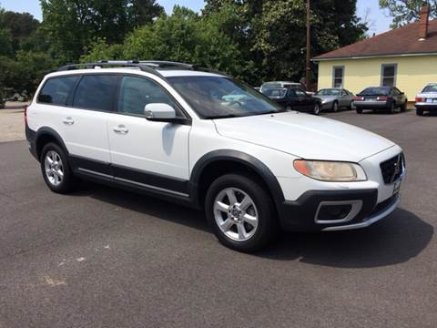 2008 Volvo XC70 for sale at European Performance in Raleigh NC