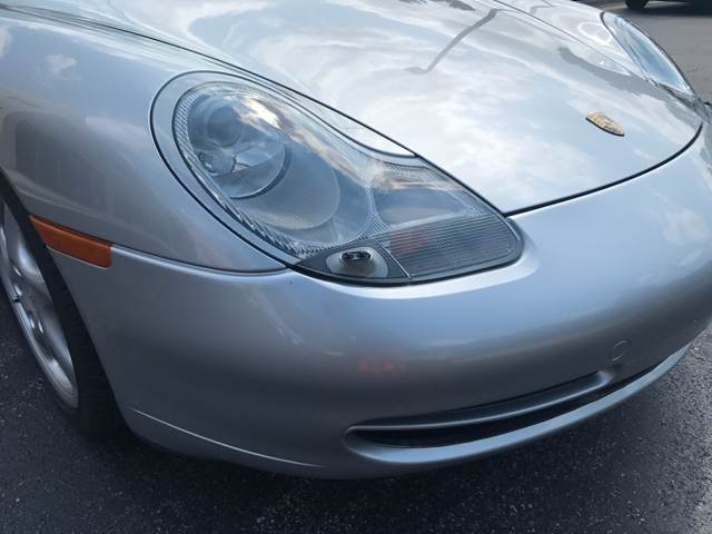 2000 Porsche 911 for sale at European Performance in Raleigh NC