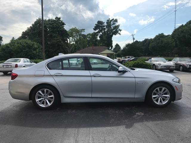 2014 BMW 5 Series for sale at European Performance in Raleigh NC