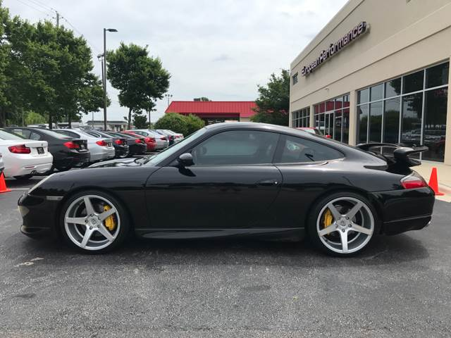 2001 Porsche 911 for sale at European Performance in Raleigh NC
