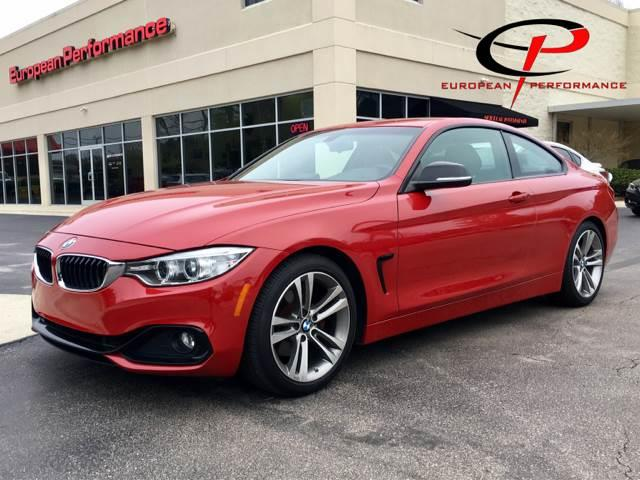 2014 BMW 4 Series for sale at European Performance in Raleigh NC