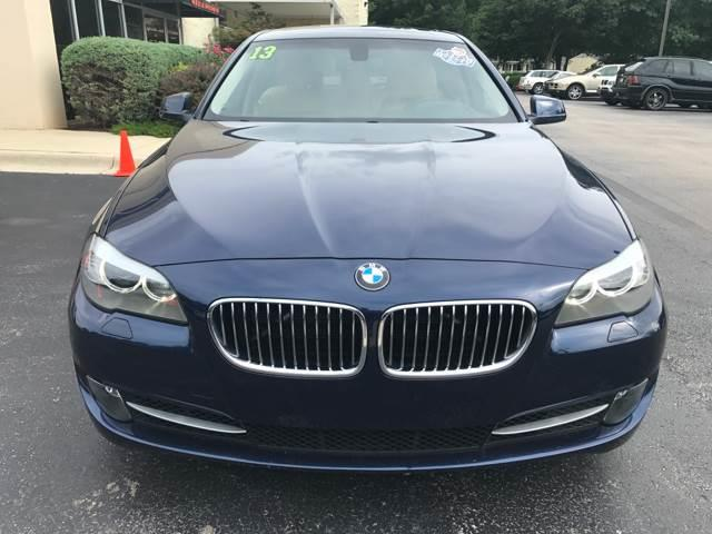 2013 BMW 5 Series for sale at European Performance in Raleigh NC