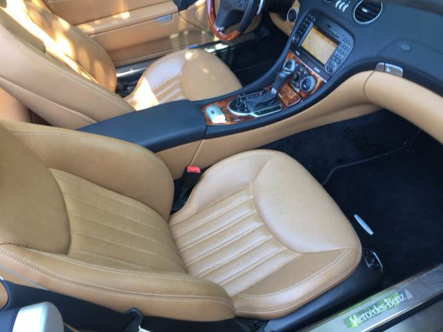 2011 Mercedes-Benz SL-Class for sale at European Performance in Raleigh NC
