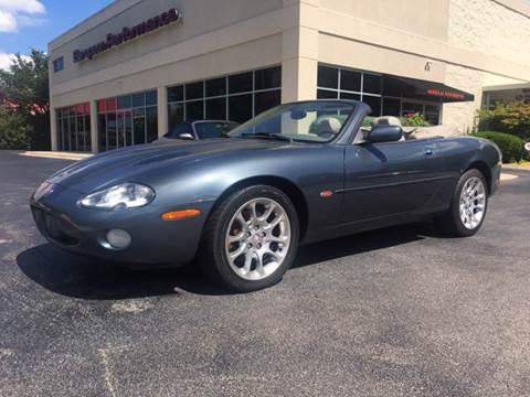 2001 Jaguar XKR for sale at European Performance in Raleigh NC