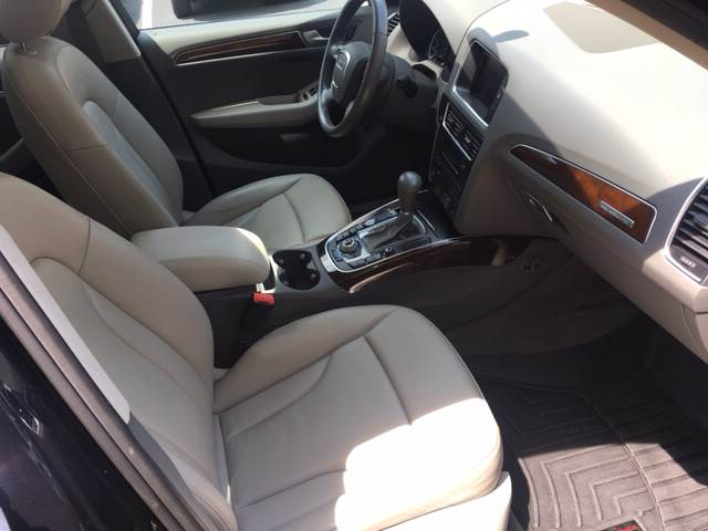 2012 Audi Q5 for sale at European Performance in Raleigh NC