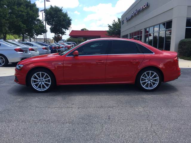 2014 Audi A4 for sale at European Performance in Raleigh NC