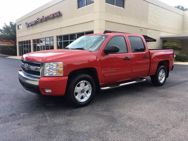 2007 Chevrolet Silverado 1500 for sale at European Performance in Raleigh NC