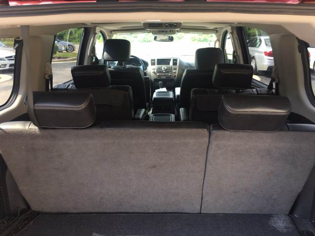 2011 Nissan Armada for sale at European Performance in Raleigh NC