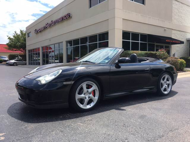2004 Porsche 911 for sale at European Performance in Raleigh NC