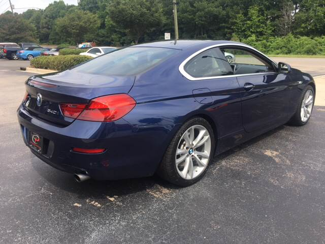 2013 BMW 6 Series for sale at European Performance in Raleigh NC