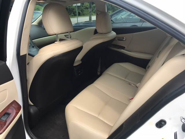 2010 Lexus HS 250h for sale at European Performance in Raleigh NC