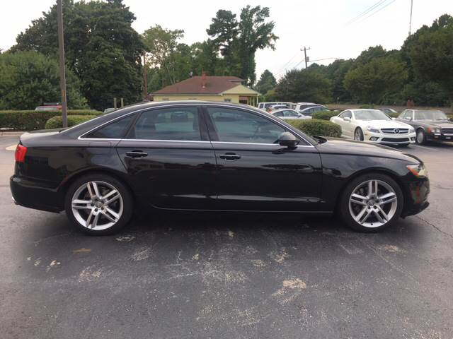 2015 Audi A6 for sale at European Performance in Raleigh NC