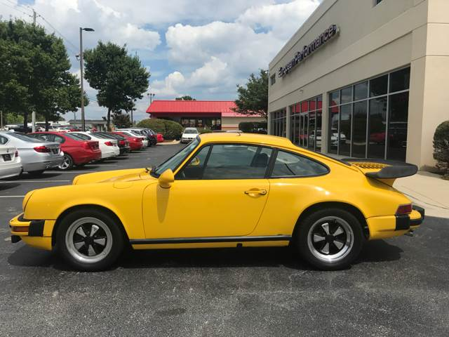 1982 Porsche 911 for sale at European Performance in Raleigh NC