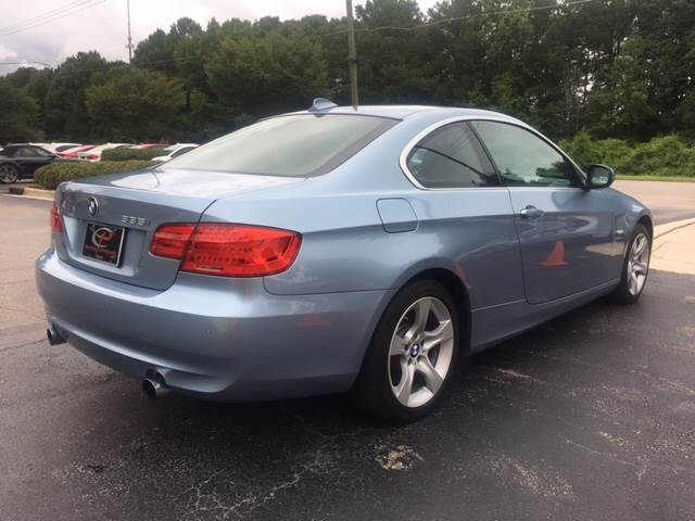 2012 BMW 3 Series for sale at European Performance in Raleigh NC