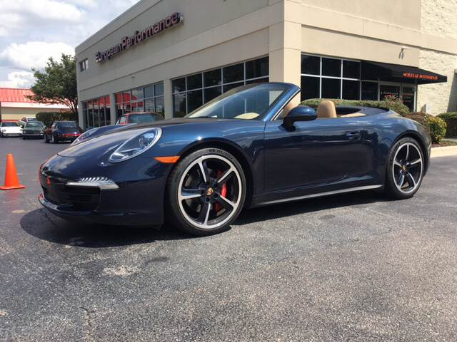 2014 Porsche 911 for sale at European Performance in Raleigh NC