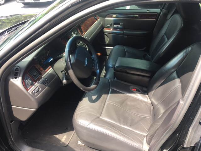 2011 Lincoln Town Car for sale at European Performance in Raleigh NC