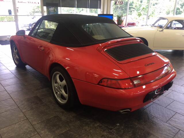 1995 Porsche 911 for sale at European Performance in Raleigh NC