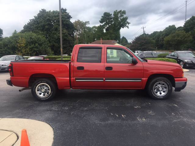 2006 Chevrolet Silverado 1500 for sale at European Performance in Raleigh NC