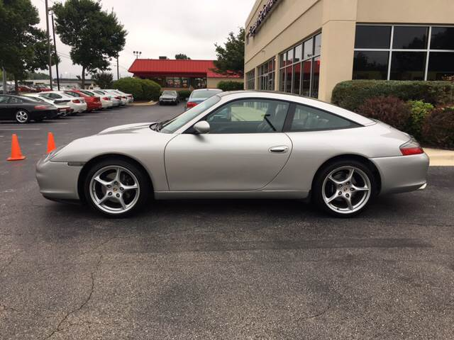 2002 Porsche 911 for sale at European Performance in Raleigh NC