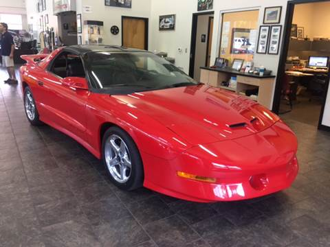 1997 Pontiac Firebird for sale at European Performance in Raleigh NC